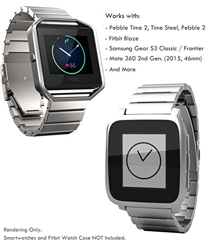 samsung-gear-s3-fitbit-blaze-pebble-2-time-steel-22mm-metal-link-band-quick-release-truffol-stainles