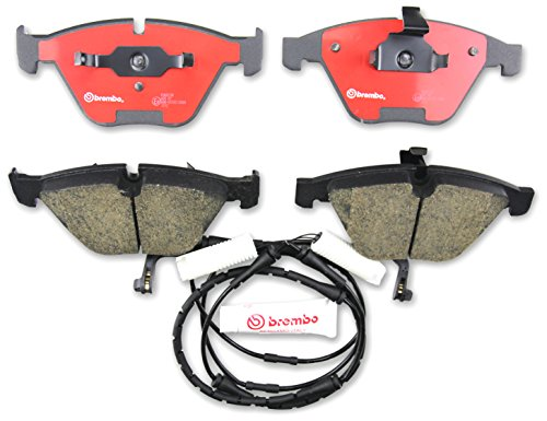 Brembo P06031N Front Disc Brake Pad (Brembo Brake Pads compare prices)