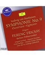 """Beethoven : Symphonie n° 9 - Ouverture """"Egmont"""""""