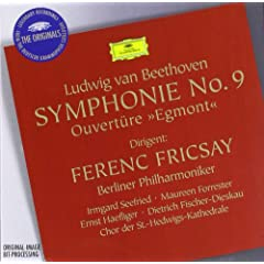 Symphony 9 Choral Egmont Overture