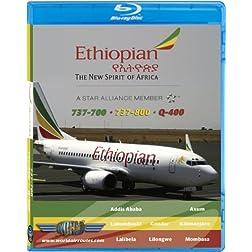 Ethiopian Airlines Boeing 737-700 & 737-800 [Blu-ray]