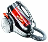 Vax C90-M1-B Mach 1 Multicyclonic Bagless Cylinder Vacuum Cleaner