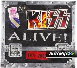 Amazon.com: Kiss: Alive! Box Set: Music