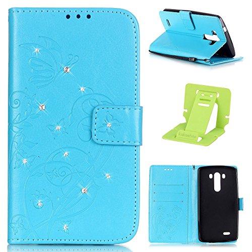 LG-G4-Stylus-LS770-PU-Leder-Smart-Case-Hlle-LG-G-Stylo-Case-GlitzerEkakashop-Fashion-Design-Bookstyle-Magnative-Flip-Buchstil-Schale-Tasche-Magnet-mit-Standfunktion-Kartenfcher-PU-Leder-Wallet-Case-Sc