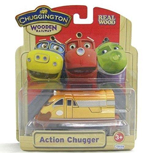 Chuggington Wooden Railway Action Chugger