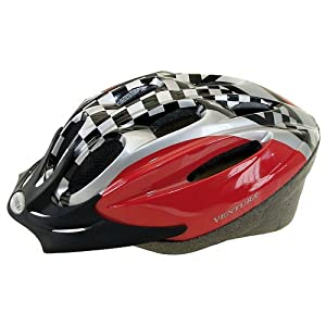 Ventura Formula 1 Bike Helmet Size: Medium