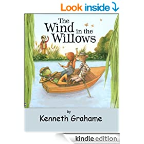 The Wind in the Willows (Illustrated and Annotated) (Literary Classics Collection)