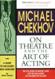 img - for Michael Chekhov: On Theatre and the Art of Acting: The Five-Hour Master Class 4 CDs and Booklet book / textbook / text book