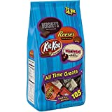 Hershey's All-Time Greats Snack-Size Assortment 38.9 Ounce (105-Count Bag)