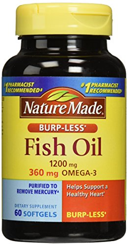 Nature Made Super Fish Oil Review