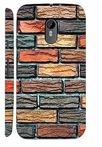 KALAKAAR Printed Back Cover for Motorola Moto G (3rd gen),Hard,HD Matte Quality,Lifetime Print Warranty