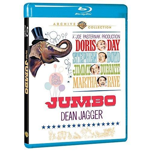 Billy Rose's Jumbo (BD) [Blu-ray] by Warner Archive