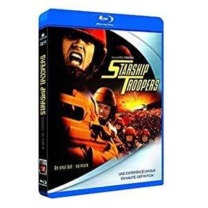 [BD] Starship Troopers (version Buena Vista ou Sony ?)