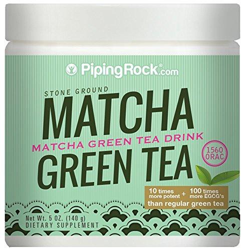 Matcha Green Tea Powder 4.5 Oz (128 Grams) Powder