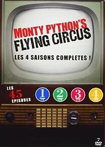 Monty Python's Flying Circus : intégrale saisons 1 à 4