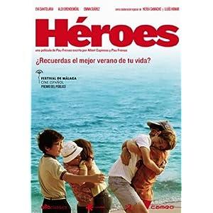 Héroes [DVD]