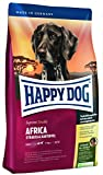 Pet Products - Happy Dog Supreme Sensible Africa, 12.5 Kg, 1er Pack (1 x 12.5 kg)