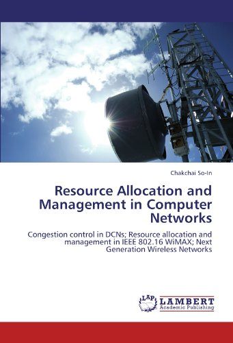 Resource Allocation and Management in Computer Networks