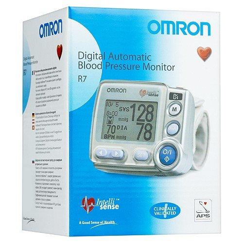 Omron R7 Wrist Blood Pressure Monitor
