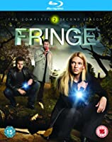 Fringe Season 2 [Blu-ray]