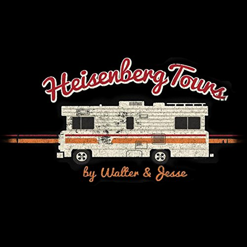 Breaking-Bad-Camiseta-Heisenberg-Tours-Walter-Jesse-Negra