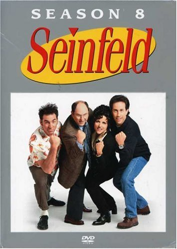 Cover art for  Seinfeld: Season 8