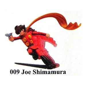 ハウディ&海洋堂 サイボーグ009 ヴィネット 009 島村ジョー 食玩フィギュア
