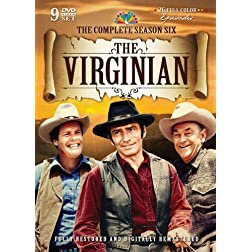 The Virginian: Season 6