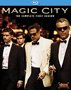 Magic City: The Complete First Season (3pc) [Bluray] [Region A] [NTSC] [US Import]