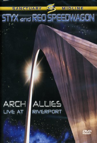 Styx & Reo Speedwagon - Arch allies - Live at Riverport