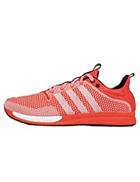 Adidas Men's Adizero Feather Boost M, RED/WHITE