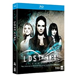 Lost Girl: Season 4 [Blu-ray]