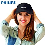 GENUINE Philips Ladies/Mens Baseball Style Cap/Hat, Durable, Super Stylish! 100% Cotton - Adjustable Strap with Metal Clasp - Ideal for ALL Seasons - RARE!