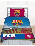 Barcelona Stadium Single Duvet Cover + 72