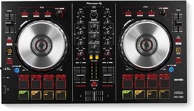Pioneer DDJ-SB2 Portable 2-Channel DJ Controller for Serato DJ from Pioneer