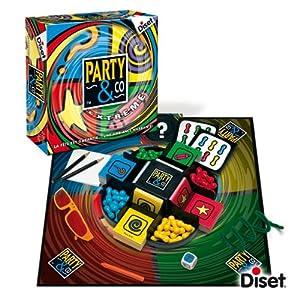 Diset - 10030 - Jeu de Plateau - Party & Co. Extrême