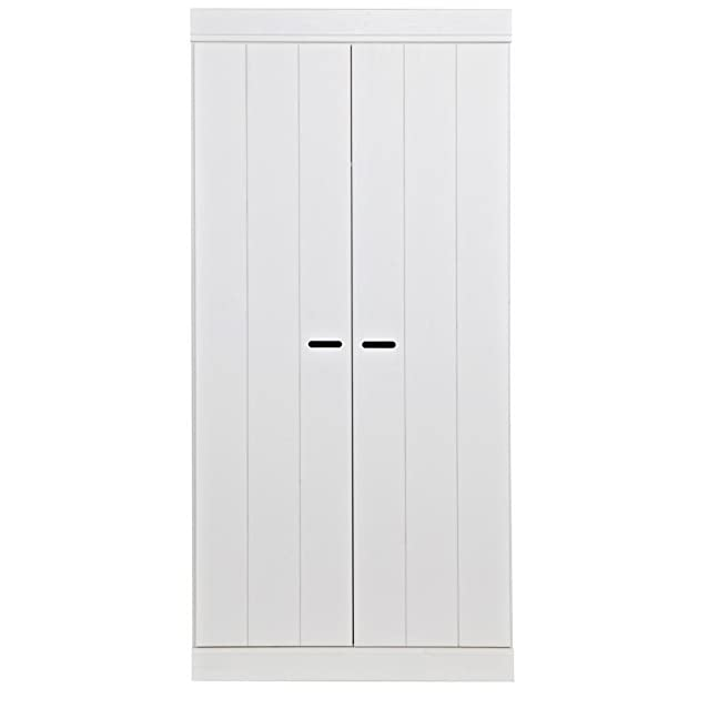 woood Connect armadio – Pino Bianco B 94 cm