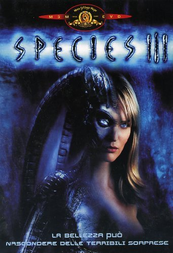 Species 3 [IT Import]