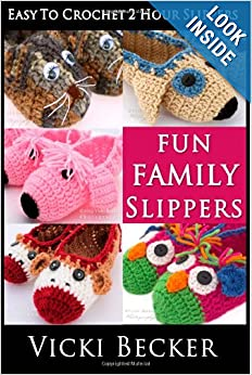 Fun Family Slippers (Easy To Crochet 2 Hour Slippers) (Volume 3) ebook downloads