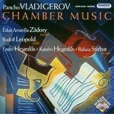 CHAMBER MUSIC / YELLOW EDUA ZADORY by PANCHO VLADIGEROV [Korean Imported] (2011)
