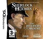 Sherlock Holmes: The Mystery Of The Mummy (Nintendo DS)