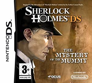 Sherlock Holmes: The Mystery Of The Mummy (Nintendo DS)