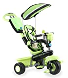 Smart Trike Deluxe 3 In 1 Green Black