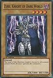 Yu-Gi-Oh! - Zure, Knight of Dark World (SDGU-EN004) - Structure Deck 21: Gates of the Underworld - 1st Edition - Common