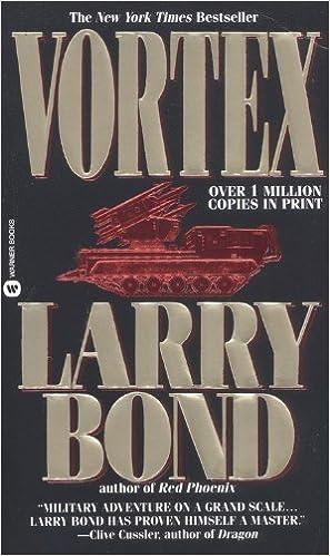 Opinions on Vortex (Bond and Larkin novel)