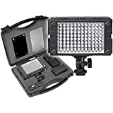 Canon PowerShot SX130 IS Digital Camera Lighting Vidpro Professional Photo & Video 96 LED Light Kit