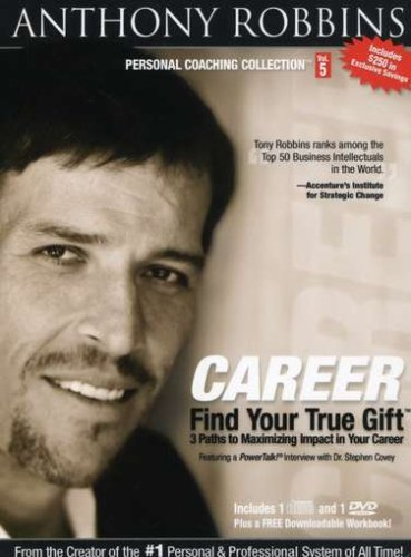 Anthony Robbins Personal Coaching Collection: Find Your True Gift - 3 Paths To Maximizing Impact In