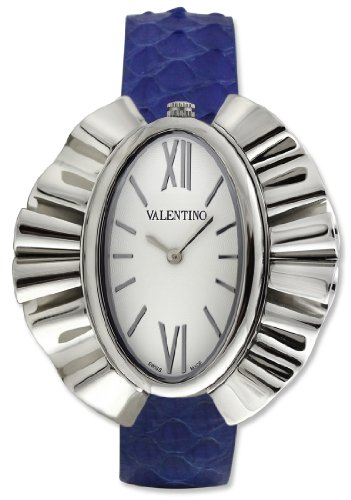 Valentino Princesse Stainless Steel Womens Fashion Blue Strap Watch V45LBQ9901-SV06