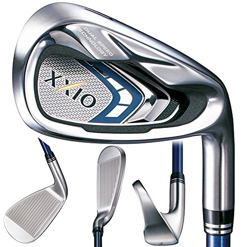 Xxio Mens Xxio9 Irons Approach Wedge Mp900 Graphite Regular Right (Xxio Iron Set compare prices)