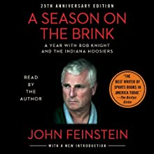 A Season on the Brink Audiobook by John Feinstein Narrated by John Feinstein